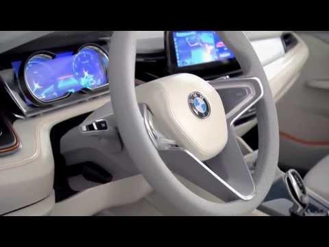 Bmw Active Tourer Outdoor Concept Car Interni Youtube