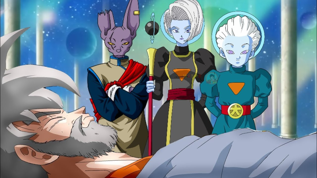 Goku 100 Anos Depois Veja O Que Aconteceu Dragon Ball Z Gt