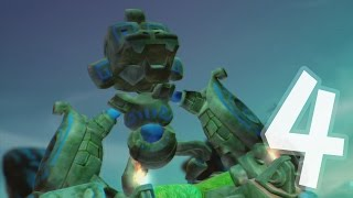 Zagrajmy w Skylanders Swap Force (PS3) odc.4 Kamienna Małpa