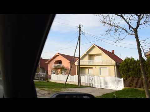 Pozarevac, Serbia by Car... Prisons, Gypsy Cart, Church, Hippodrome