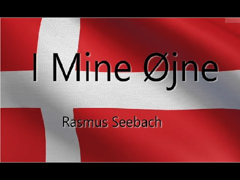 Rasmus Seebach - I Mine Øjne (Lyrics)