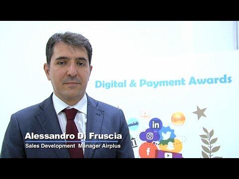 Digital&Payment Summit 2017 - L'intervista ad  Alessandro Di Fruscia AirPlus