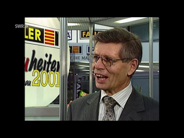 Nürnberger Spielwarenmesse 2001 - Nuremberg Toy Fair