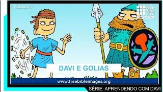 Davi e Golias  (Série Aprendendo com Davi - aula 03)