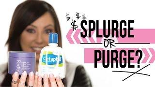 Splurge or Purge: Rodial Stem Cell Cleanser vs. Cetaphil Cleanser | Makeup Geek