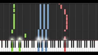 Breakaway - Synthesia (100% Speed)