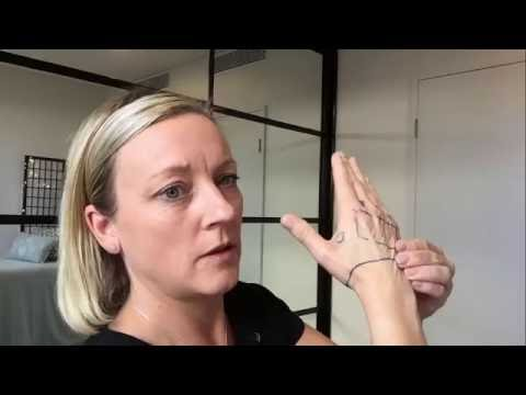 Hand Reflexology for Lymphatic System & Auto-Immunity