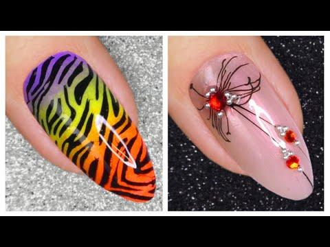 Nail Art Designs 2020   New Easy Nails Art Compilation