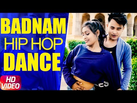 Mankirt Aulakh | Badnam | DJ Flow | Dance Video | Ganesh & Priya | Speed Records