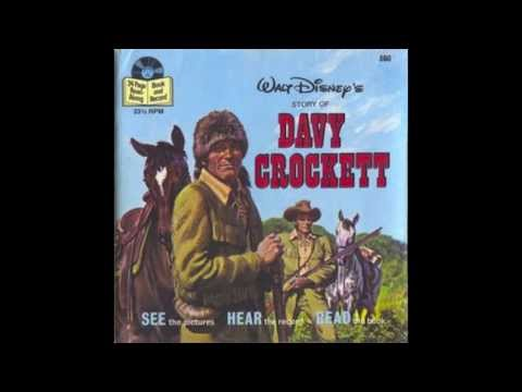 The Ballad Of Davy Crockett - The Wellingtons