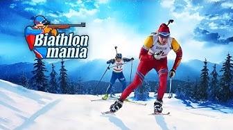 Biathlon Mania: Wintersport-Browsergame | Biathlon online spielen • ANGESPIELT