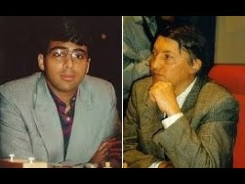 Chess Classic: Vishy Anand Vs Anatoly Karpov: 1997