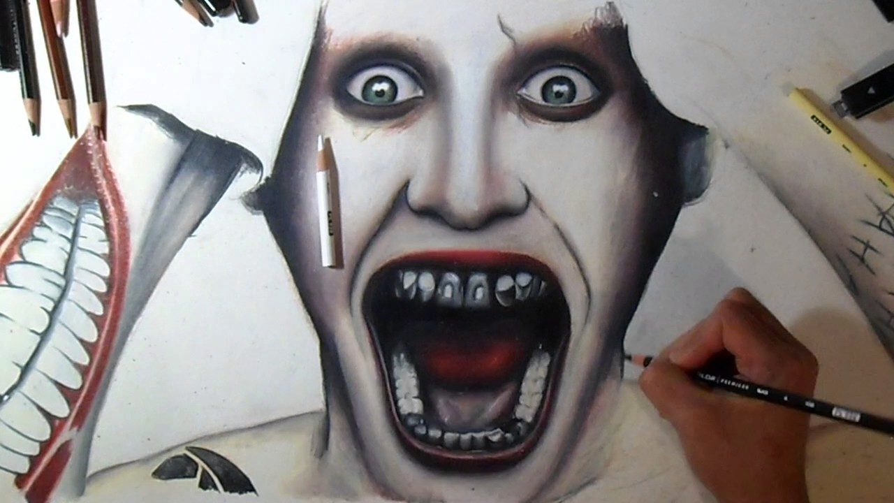 Desenhando Coringa/ Joker