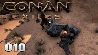 CONAN EXILES [010] [Bin mal Kohle holen] [Multiplayer] [Deutsch German] thumbnail