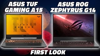 CES 2020 – First Look at Asus' Latest Gaming Laptops