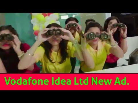 vodafone idea song || new Ad. vodafone idea ltd.||