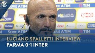 PARMA 0-1 INTER | LUCIANO SPALLETTI INTERVIEW: