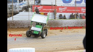 Building a Sprintcar Episode 1