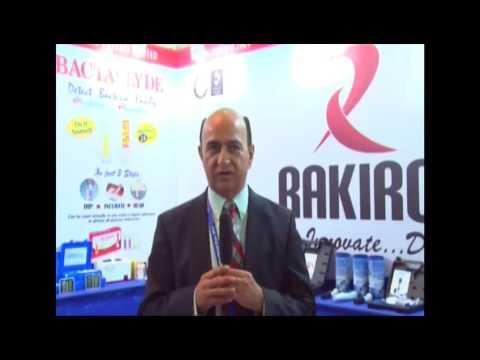 Rakiro Biotech at EverythingAboutWater Expo 2016, Delhi
