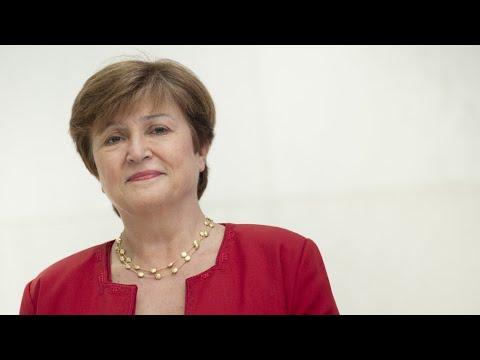 Kristalina Georgieva prend les rênes du Fonds monétaire international