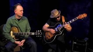 Kid Ramos, Tommy Harkenrider Jump Blues Guitar  Instructional Module 2