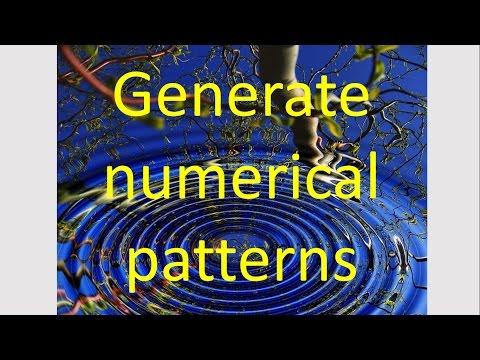 Analyze patterns and relationships, generate math patterns 5.OA.B.3