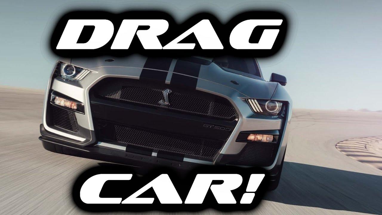 THE 2020 SHELBY GT500 IS A DRAG CAR! HELLCAT REDEYE VS ...