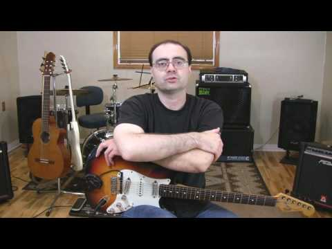 Blues Guitar Styles: Part 1
