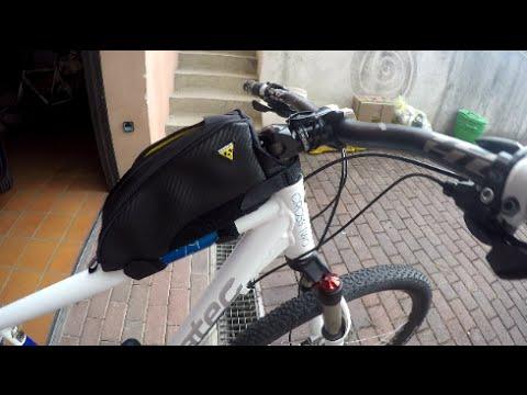 Topeak Fuel Tank Large Bike Waterproof Bag On Mtb Borsa