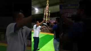 ARILIA FC Champion Of Futsal League Merauke 2016