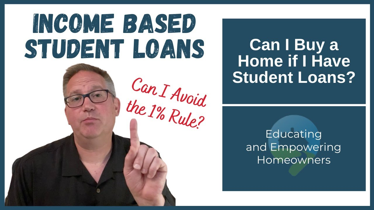 2020 Guide To Qualifying For A Mortgage With Student Loans Find My Way Home
