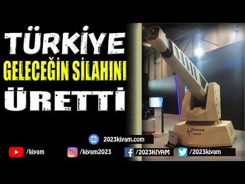 Türkiye Geleceğin Silahlarını Üretti - Artık Öncü Olacağız