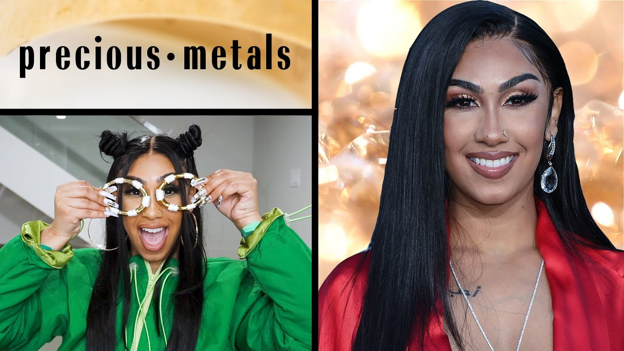 Queen Naija's Favorite Jewelry Includes a Gift from a Queen of R&B | Precious Metals | Marie Claire