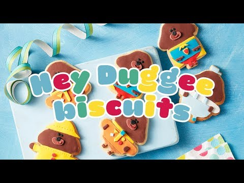 How To Make Paw Some Hey Duggee Biscuits Bbc Good Food Kids