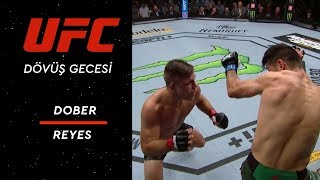 UFC on ESPN 3 | Dober vs Reyes