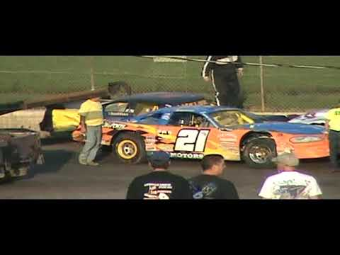 Dirt track Auto Racing Fight -   2011