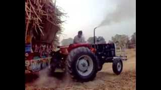 Crazy tractor driver from sanjar pur