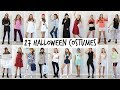 27 DIY Halloween Costumes! 2017
