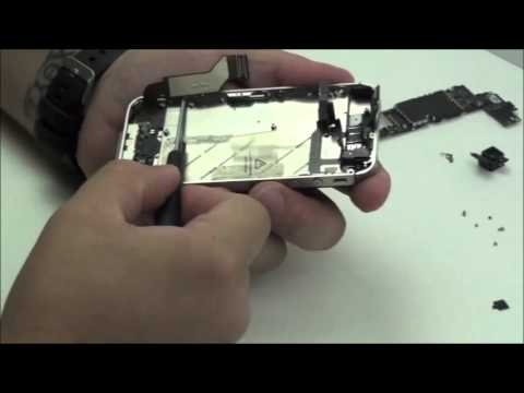 iPhone Repair - Mobile - Atlanta | iPhone 4 Disassembly and Reassembly | iGeekMobile.com