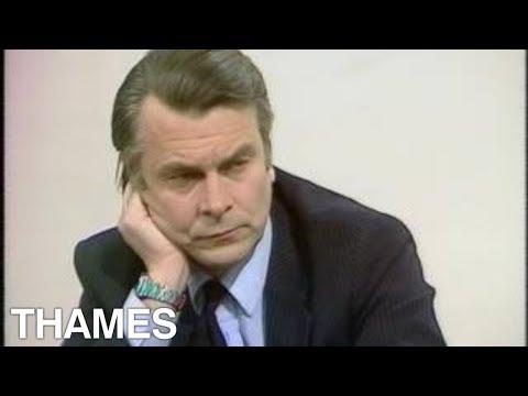 Falklands War - Studio Debate - 1982