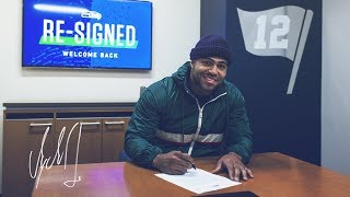 Seahawks Re-sign Linebacker Mychal Kendricks