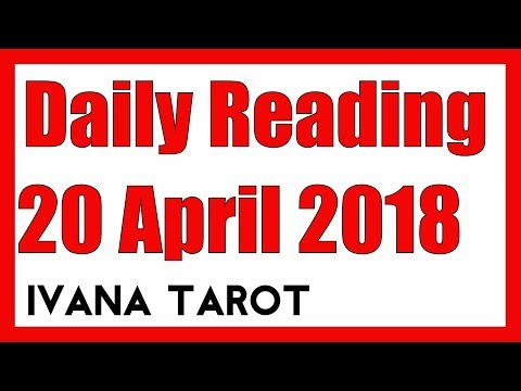 💖  Sex Affair - Daily Tarot Reading 20 April 2018