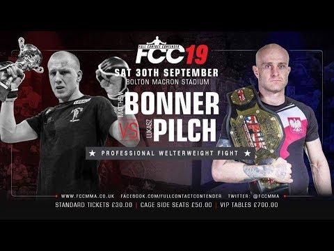 FCC19 | Matthew Bonner vs Lukasz Pilch | Fight Promo | 30.09.17