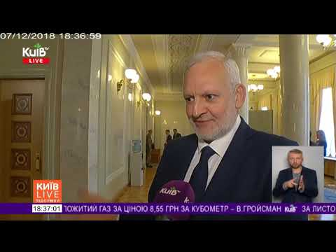 Телеканал Київ: 07.12.18 Київ Live Підсумки 18.30