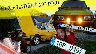 Ladění MOTORU! - SPZ - Lada plná MYŠÍ - Vilda vlog_28 :) BEZ KOMPRESE (: Škoda 130LR