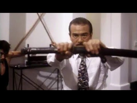 "Pure fight scenes: Shin'ichi Sonny Chiba edition ""Immortal combat"""