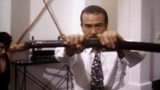 """Pure fight scenes: Shin'ichi Sonny Chiba edition """"Immortal combat"""""""