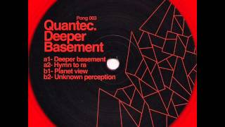 Quantec - Unknown Perception