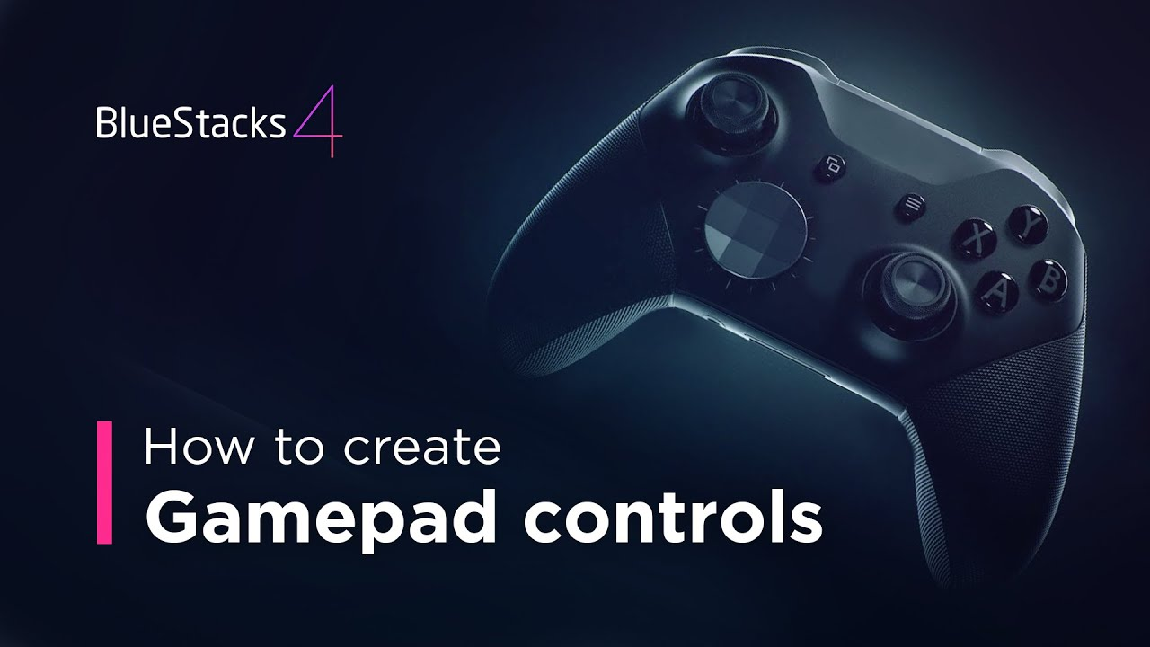 Ps4 controller on bluestacks