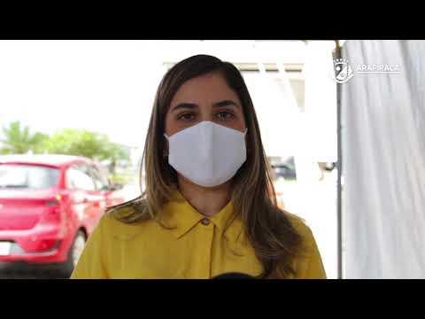 Arapiraca inicia Vacinação Solidária